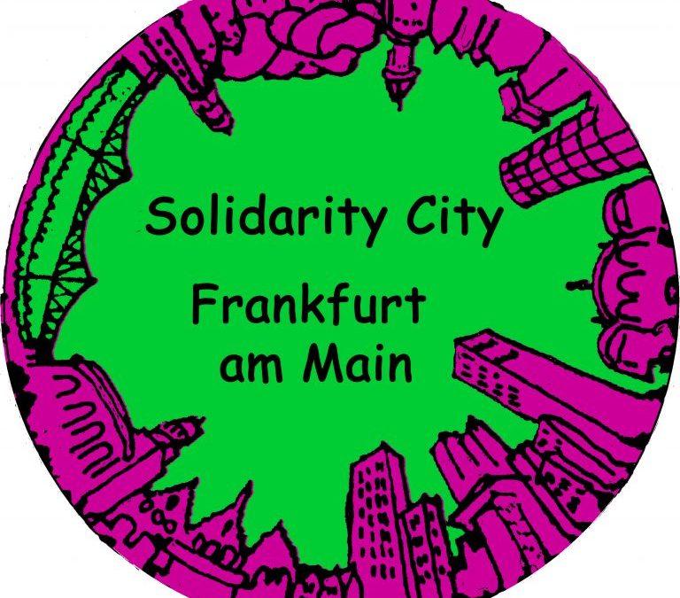 Der Mietentscheid unterstützt den Aufruf von Solidarity City Frankfurt:  Runter von der Straße – raus aus der B-Ebene – rein in die Hotels