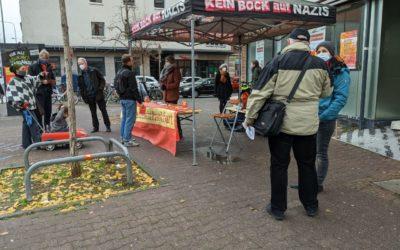 Mietentscheid sucht die dreisteste Mieterhöhung Frankfurts +++ Erste Einsendungen erhalten: ABG-Mieterhöhungen sorgen für Unmut Mietentscheid veranstaltet +++ Infostand in Rödelheim am 5. Dezember um 14-16 Uhr