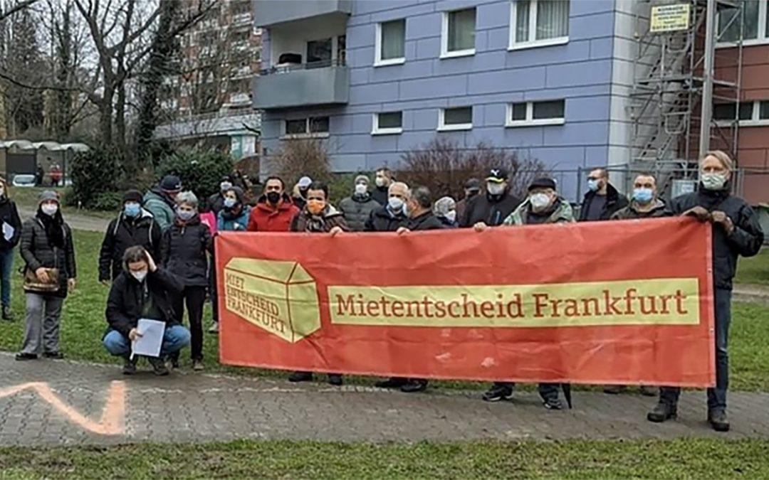 Rücknahme der dreisten Mieterhöhungen der Nassauischen Heimstätte gefordert:  Hessenweite Online-Petition gestartet